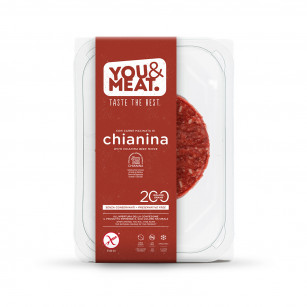 Burger chianina you & meat 200g