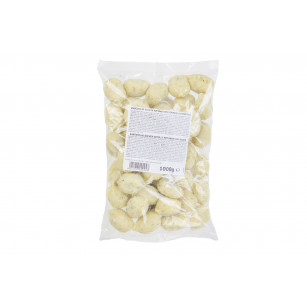 Fresh potatoes gnocchi stuffed with cheese and rocket 1 kg