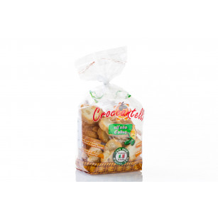 Croccantelli with olive oil 200 g