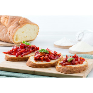 Pane made in matera-cornetto 400g