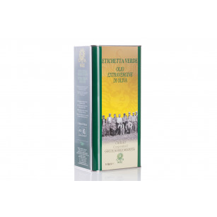 Extra virgin olive oil from apulia 5 l