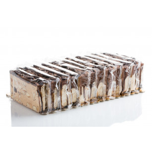 Soft torrone cake with coffee 2,2 kg