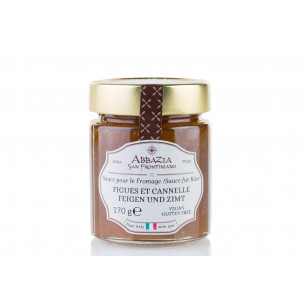Fig and cinnamon sauce 170 g
