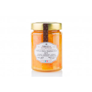 Ace extra jam (orange- carrot- lemon) 340 g
